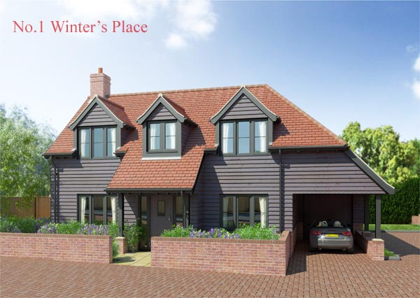 new homes chandlers ford hampshire